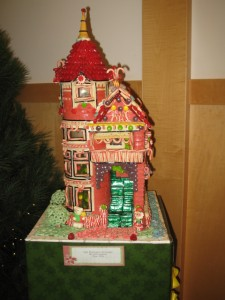 CBG Gingerbread House