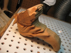 Horse Head Nutcracker